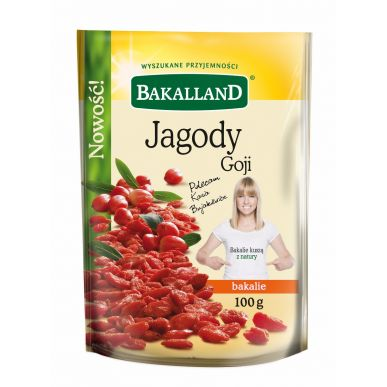 BAK SELECTION Jagody Goji 100g