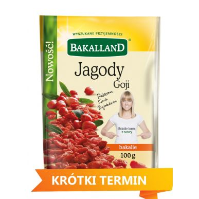 "BAK SELECTION Jagody Goji 100g ""W"""